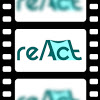 react video logo