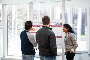 Neha Manohar, REACT Fellow, discusses her research.