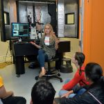 REACT Students Infect Visiting High Schoolers with STEM Passion