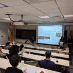 REACT Students Give Talks at BMC, Villanova
