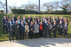 REACT Workshop and Networking at the French Embassy