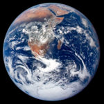 Nasa: the blue marble the view from apollo 17 photo